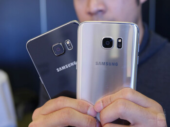 Samsung Galaxy S7 edge vs Samsung Galaxy S6 edge vs Samsung Galaxy S6 edge+: first look