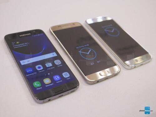 Samsung Galaxy S7 hands-on