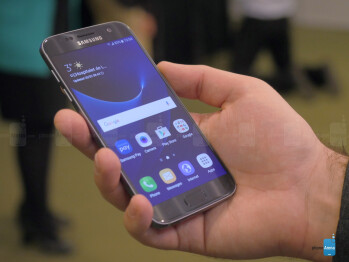 Samsung Galaxy S7 hands-on: stronger, faster, better