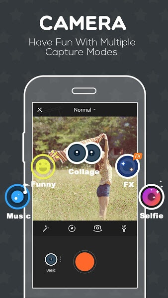 VivaVideo for Android - free video editor