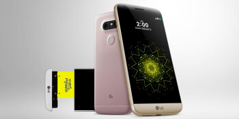 LG G5 announced, rocking a metal body and unique modular design