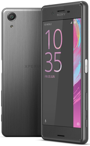 Unannounced Sony Xperia PP10 leaks out, should have a different name at launch