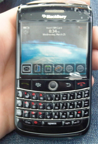 Is this the Blackberry Driftwood or Onyx?