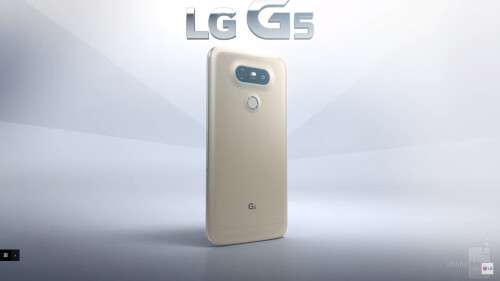 LG G5 official images