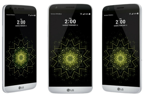 LG G5 coming to Verizon, AT&T, and Sprint