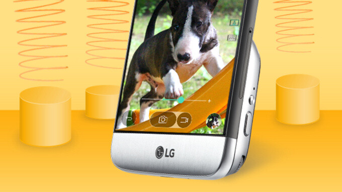 LG G5: all new features