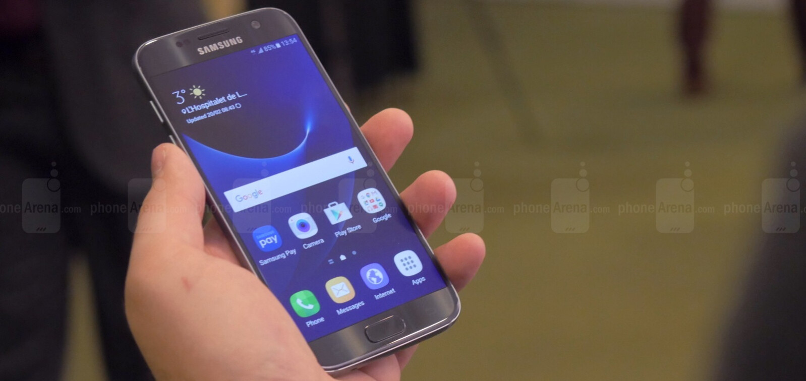 samsung galaxy s7 and s7 edge specs review refined for