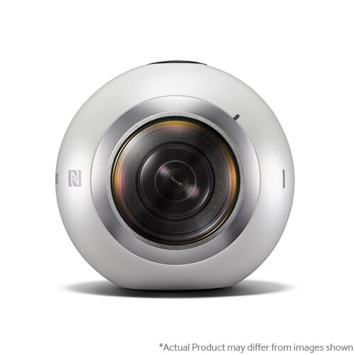 Samsung Gear 360 images