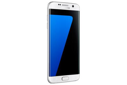Galaxy S7 edge official press shots