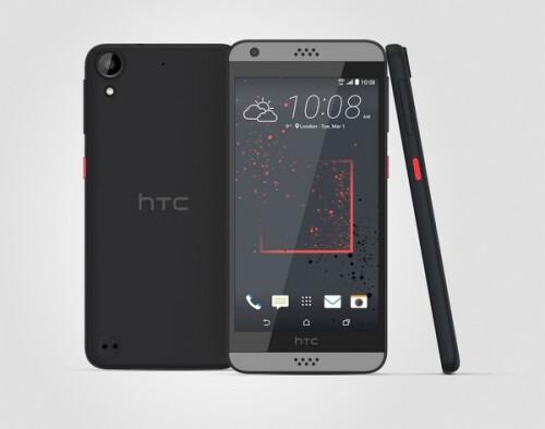 HTC Desire 530 & 630