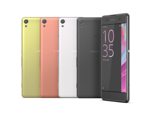 Sony Xperia XA is officia