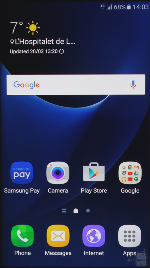Samsung's Android 6 Marshmallow-based TouchWiz