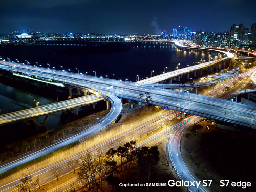 Samsung Galaxy S7 and S7 edge official camera samples