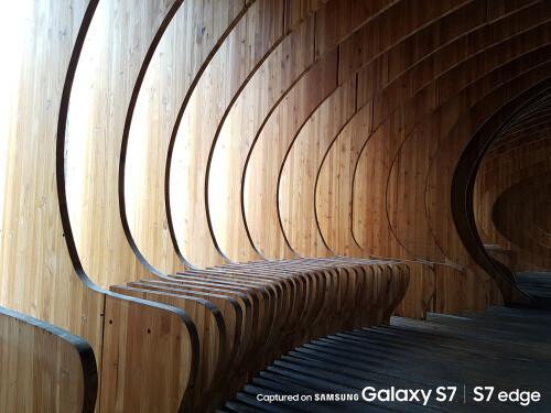 Samsung Galaxy S7 official camera samples
