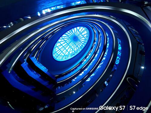 Samsung Galaxy S7 official camera samples