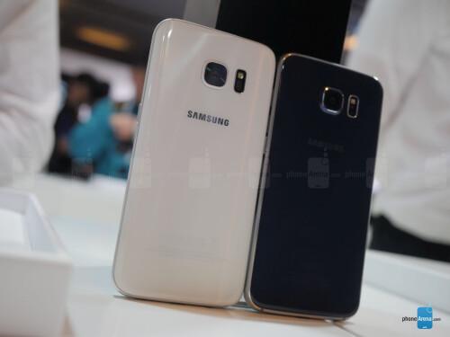Samsung Galaxy S7 vs Galaxy S6