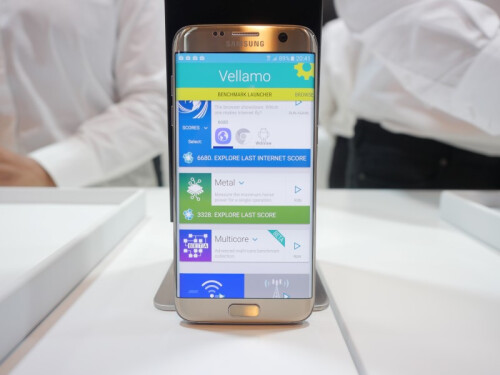 Samsung Galaxy S7 Exynos 8890 edition benchmark tests are out: scores below LG G5 with Snapdragon 820