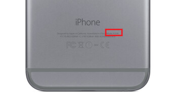 How to identify an iPhone model using the Model Identification Code