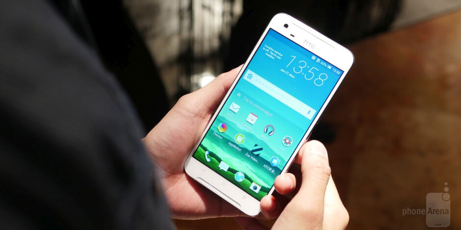 HTC One X9 hands-on