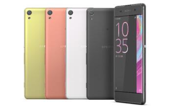 """Sony Xperia XA breaks cover: 5"""" stylish mid-ranger"""