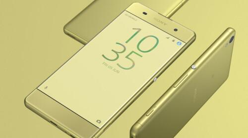 Sony Xperia XA is officia