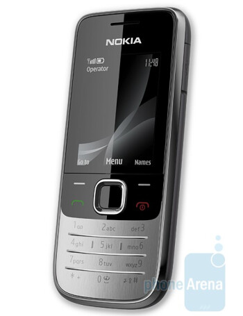 The 2730 classic supports 3G connectivity