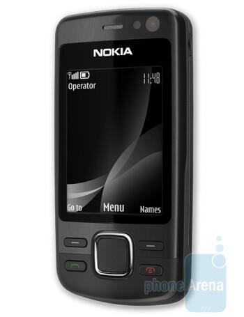 Nokia 6600i slide has a 5MP camera