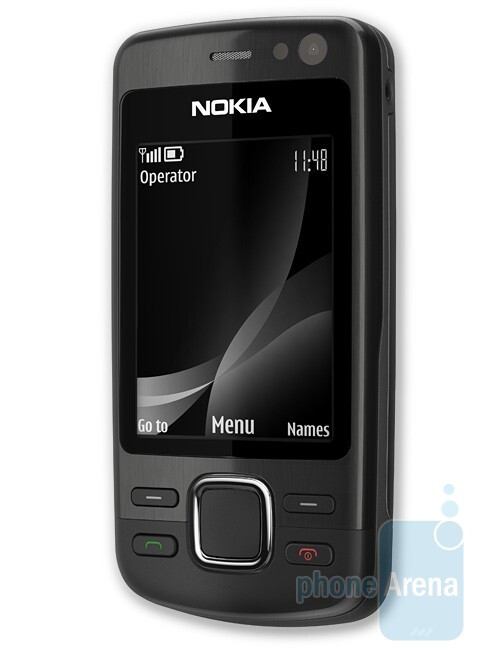 Nokia 6600i slide announced