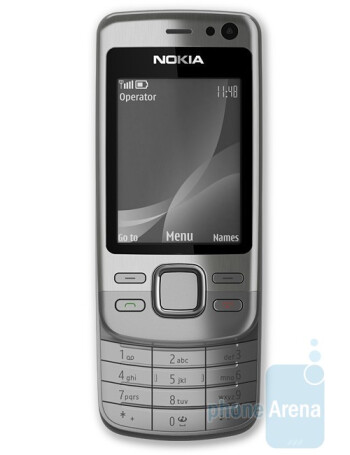 Nokia 6600i slide announced - adds a 5MP camera