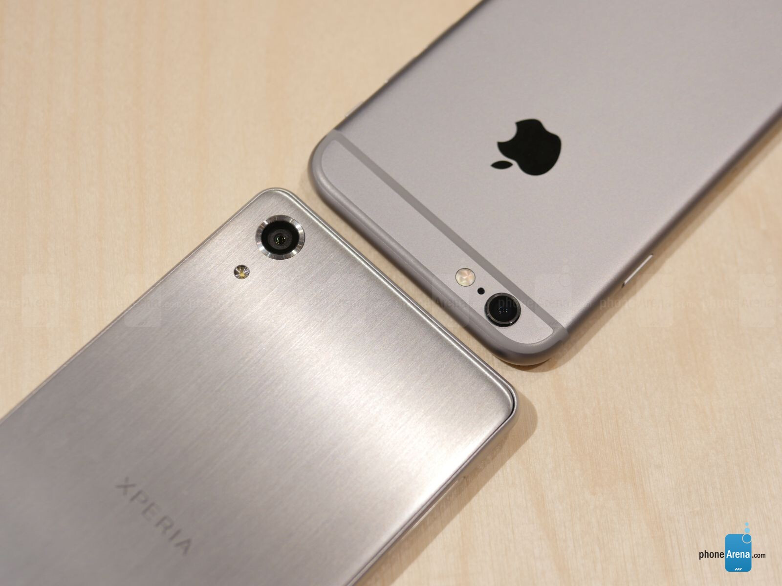 Sony Xperia X Performance Vs Apple Iphone 6s First Look