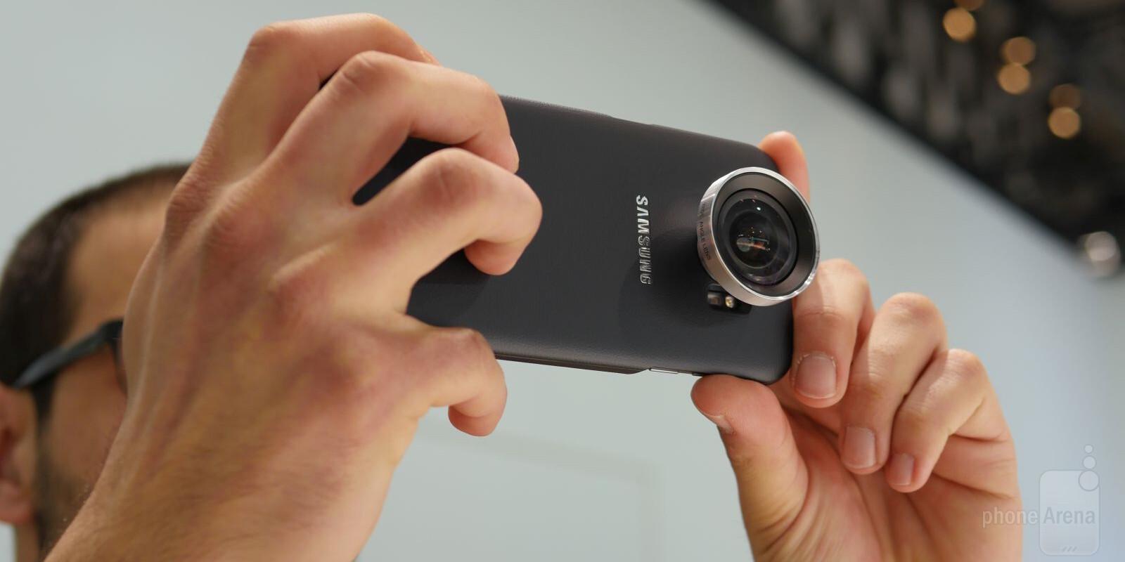 Case Design verizon flip phone cases : Camera Lens cases for Samsung Galaxy S7/S7 edge hands-on : PhoneArena ...