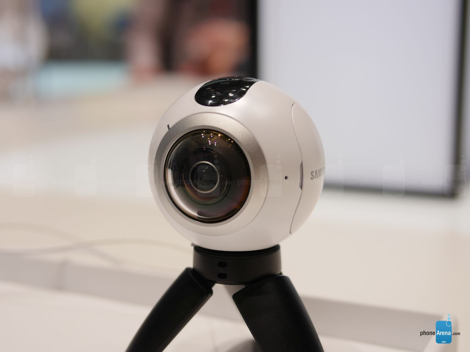 1. Samsung Gear 360