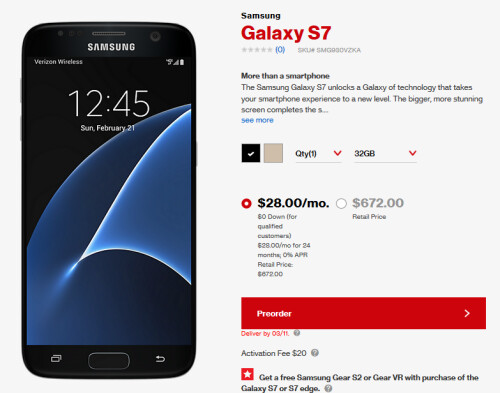 Activate one of these four phones when you switch to Verizon, and receive a $100 bill credit
