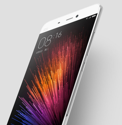 Xiaomi Mi 5 official images