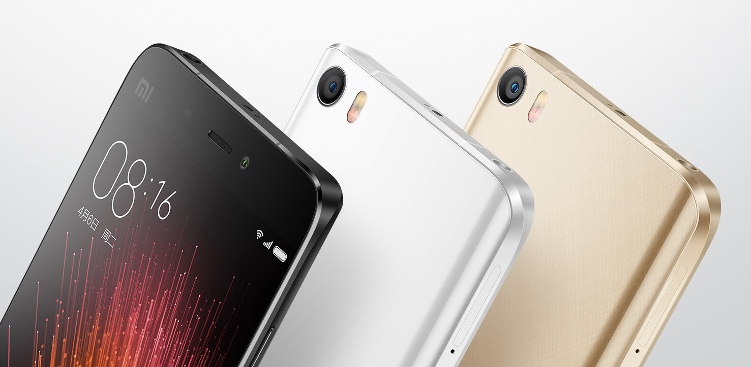 Xiaomi Mi 5 Features 18 Lte Bands Supports 4g Lte For All Major Us Carriers At Amp T And T Mobile