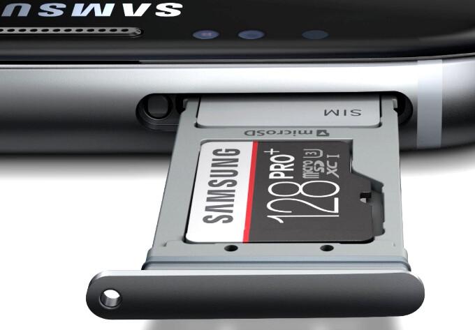 Galaxy S7 and LG G5 won't treat the memory card as internal storage, despite Marshmallow