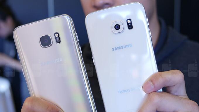 Low light camera performance test: Galaxy S7 vs Galaxy S6 edge+
