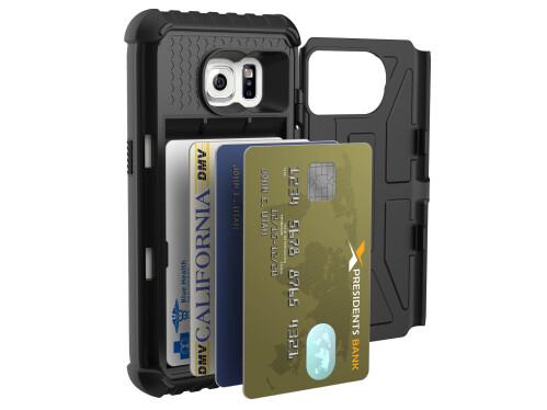 Urban Armor Black Card Case for Galaxy S7 ($40)