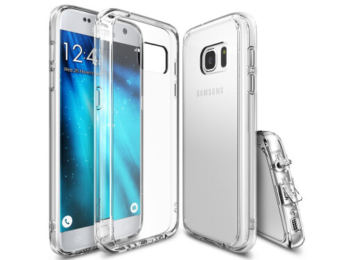 Ringke Crystal Clear case for Galaxy S7 ($11)