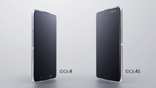 Alcatel Idol 4 and 4s