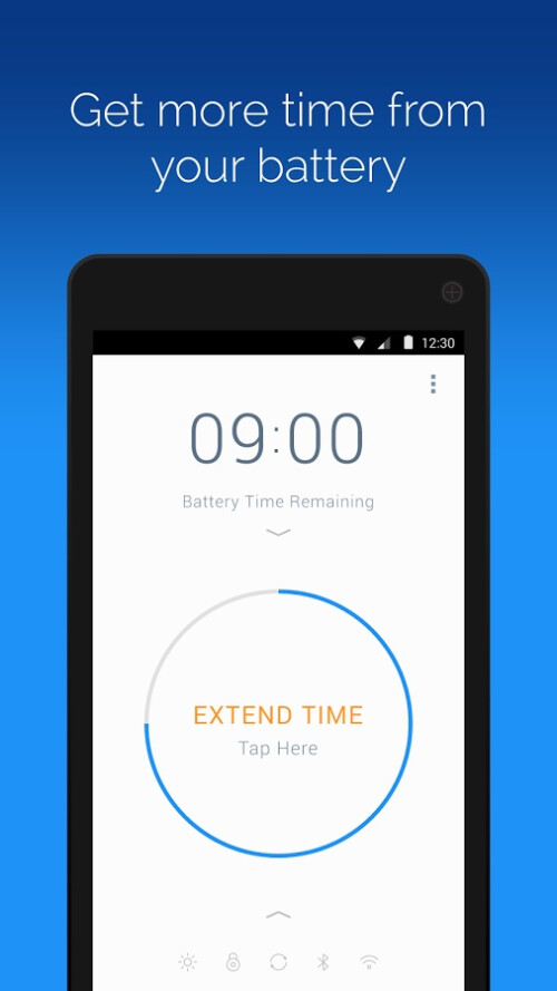 Battery Time Saver and Optimizer screenshots
