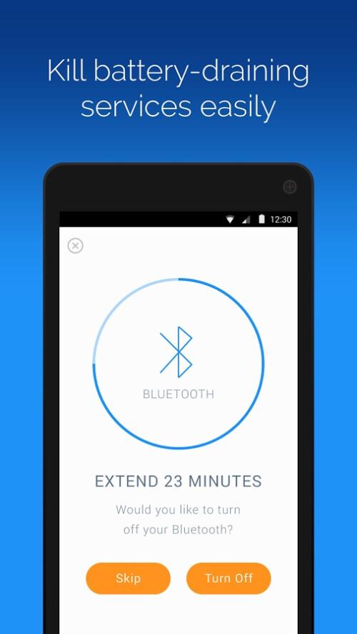 Battery Time Saver and Optimizer screenshots