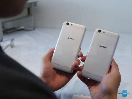 Lenovo Vibe K5 and K5 Plus hands-on