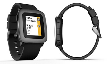 Need a smartwatch with a 7-day battery? The Pebble Time is now going for $115 at Groupon