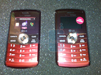 The LG enV3 is slated for a May 29 launch
