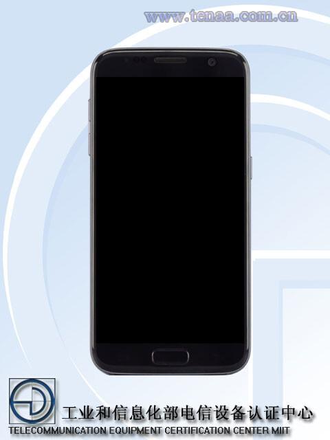 Galaxy S7 TENAA photo