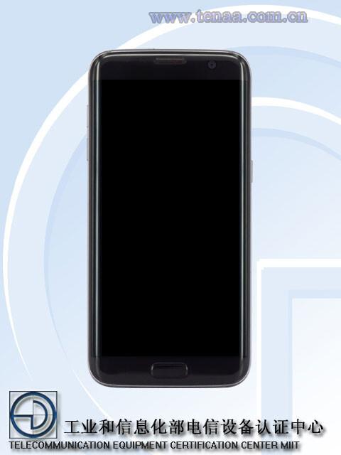 Galaxy S7 edge TENAA photo