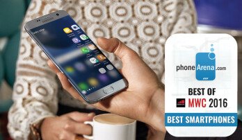 Best smartphones of MWC 2016: PhoneArena Awards