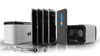 The Alcatel Idol 4S delivers VR experience out of the box
