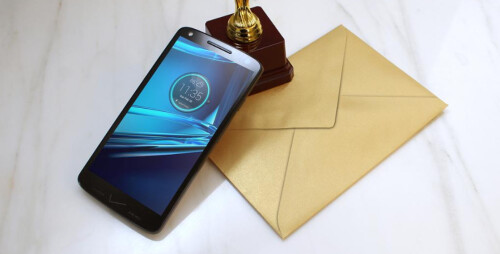 Watch tonight's Oscars, win a DROID Turbo 2